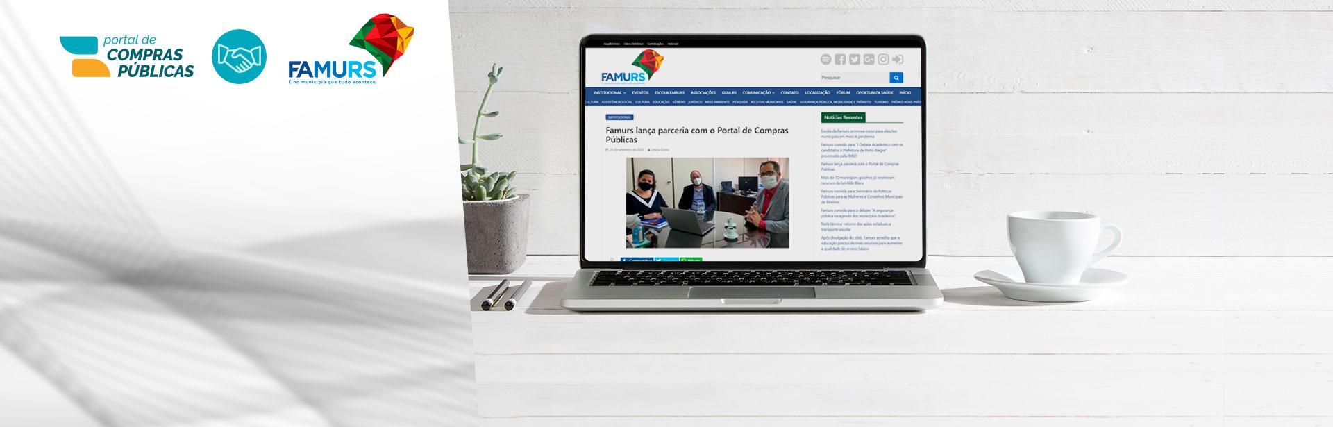 FAMURS destaca parceria recém firmada com o Portal