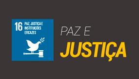 AS 6 SINERGIAS QUE TEMOS COM A ONU -  Paz e Justiça